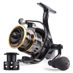 Fishing Reel HE7000 Max Drag 10kg 5.2:1 High Speed...